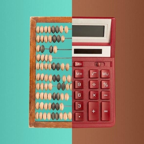 Van abacus naar rekenmachine, Bright Financials is uw boekhoudkantoor van nu!