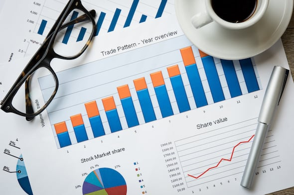 Met de groeiscan van Bright Financials weet u exact hoe het ervoor staat met uw onderneming, en bereiden we u voor op groei.